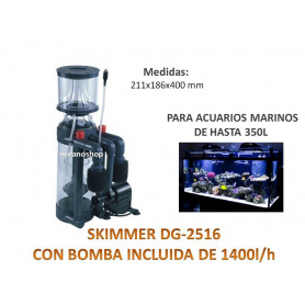 PROTEIN SKIMMER boyu dg-2516 1400l/h