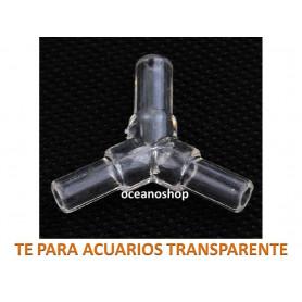 TE de plastico para ACUARIO Tubo de Aire Oxigenador CO2 bomba difusores manguera