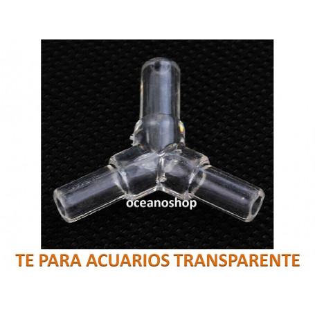 TE transparente para aire o co2
