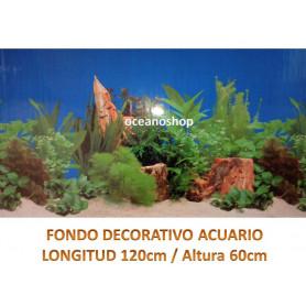 Fondo decorativo amazonas 120x60cm