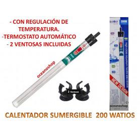 Calentador 200W SOBO
