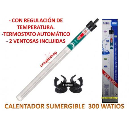 Calentador 300W SOBO