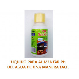 Liquido aumentar PH + 100ml de Ion