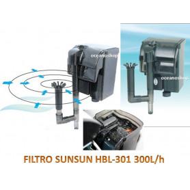 FILTRO MOCHILA 300l/h 2w