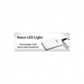 Blau Aquaristic Nano led light ( acuario marino)
