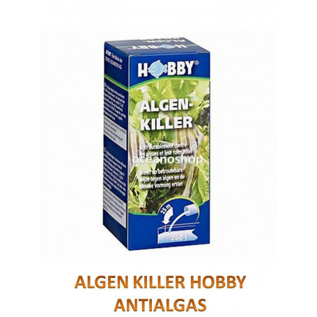 Algen killer anti algas 25ml hobby