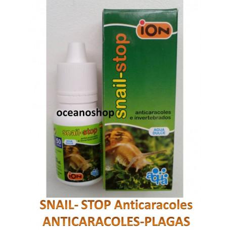 Snail-stop 20ml anticaracoles e invertebrados