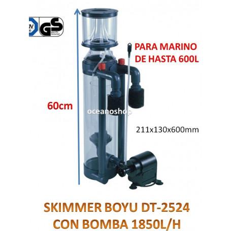 PROTEIN SKIMMER boyu dt-2524 1850l/h