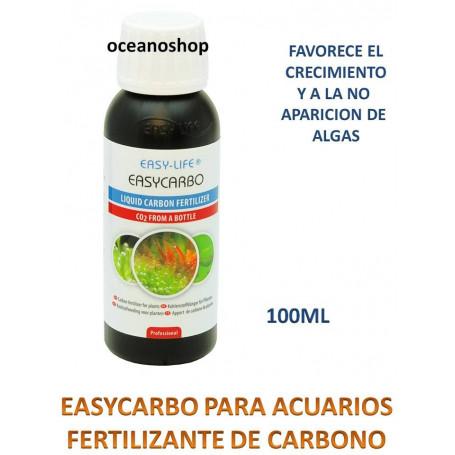 Easycarbo fertilizante de carbono para plantas 100ml