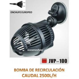 BOMBA RECIRCULACION 2500l/h Jvp-100