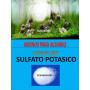 500gr Sulfato potásico abono para acuario