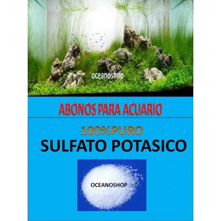 25gr Sulfato potásico abono para acuario