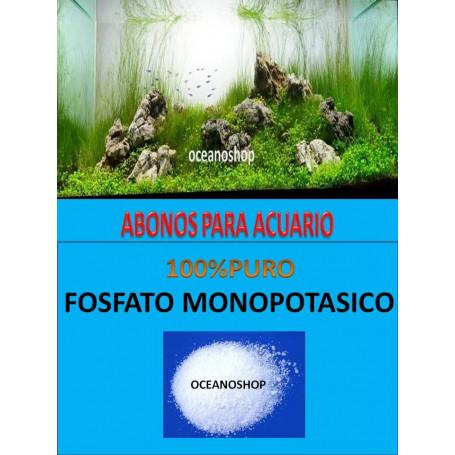 150gr Fosfato monopotasico abono para acuario