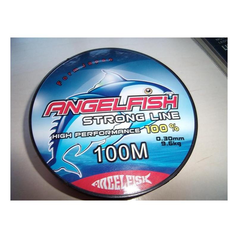Hilo de pescar 100m- 0.30mm