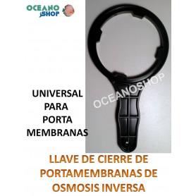 LLAVE de CIERRE PARA FILTROS DE OSMOSIS INVERSA VASOS
