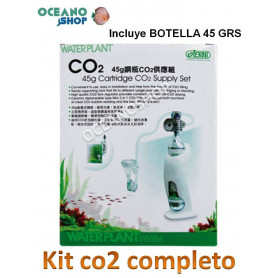 Kit CO2 completo waterplant i672