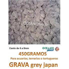grava acuario barata sustrato plantas grey japan 4,8kg