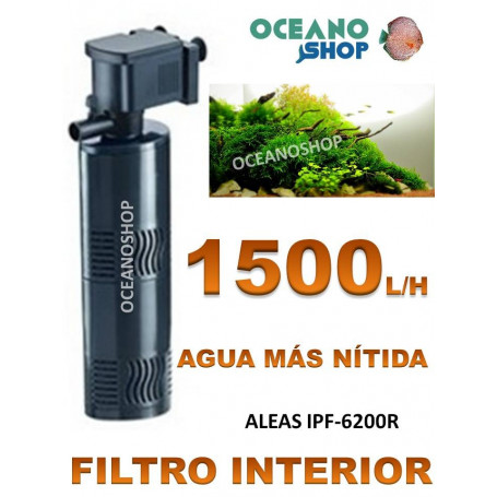 filtro interior 1500 lh barato aleas jpf 6200R