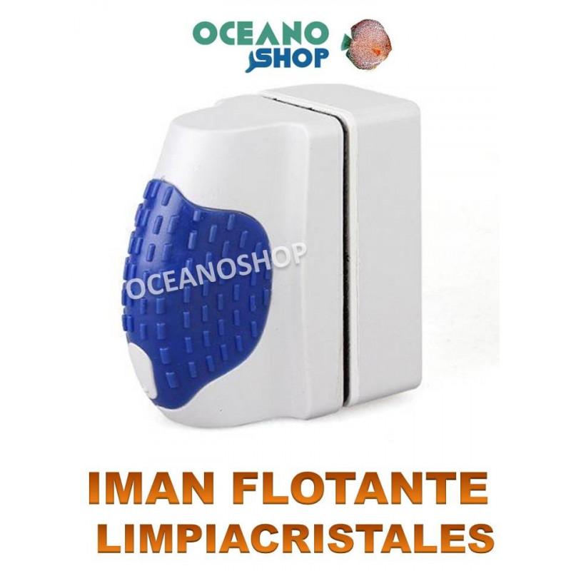 Imán flotante para cristales de acuario