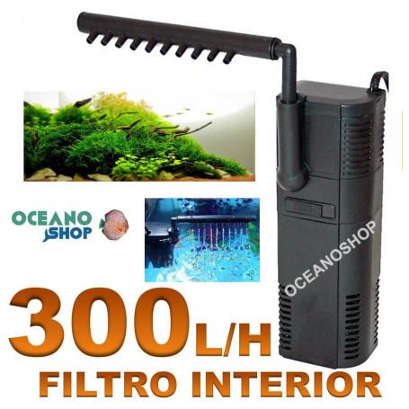 filtro interior barato sunsun hj 311b acuario 300 lh