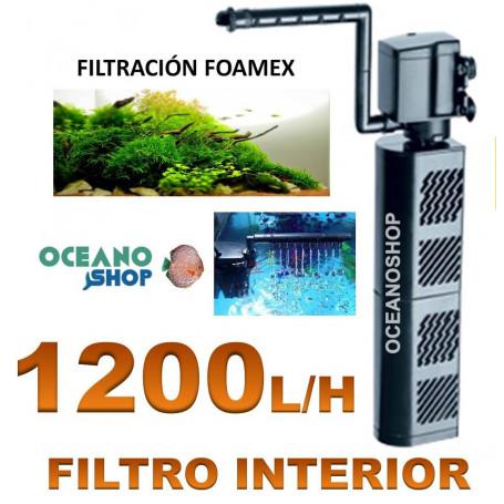 Filtro interior 1200l/h Jeneca ipf 2653