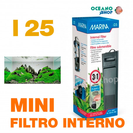 Filtro Interno i25 MARINA