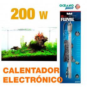Calentador Electrónico Sumergible Fluval M - 200W