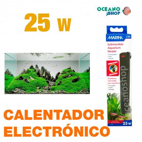 CALENTADORES MINI PRE-FIJADOS MARINA - 25w