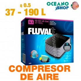 Compresores de Aire FLUVAL Q - Q 0.5