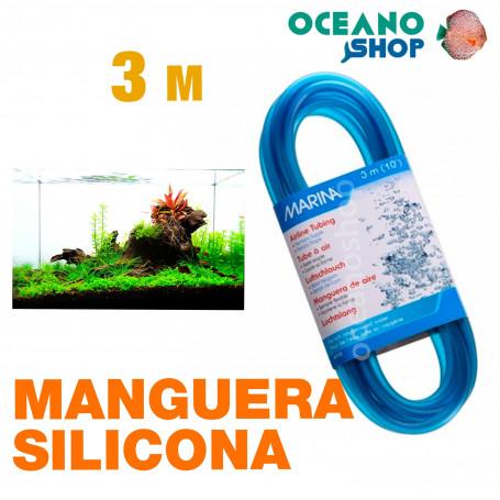 Manguera Silicona Marina 3m