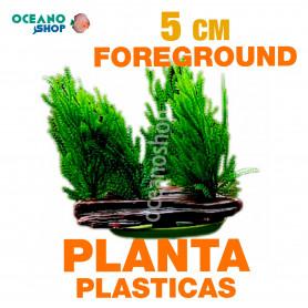 Plantas Plasticas Foreground 5cm MARINA - Musgo