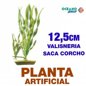 Plantas Pequeña Plasticas12,5cm MARINA - Valisneria