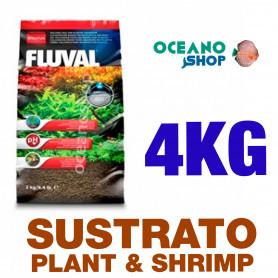SUSTRATO FLUVAL PLANT & SHRIMP - 4kg