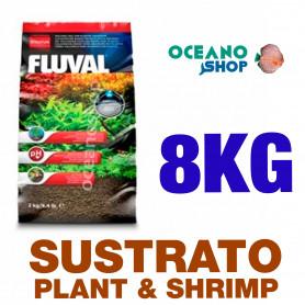 SUSTRATO FLUVAL PLANT & SHRIMP - 8kg