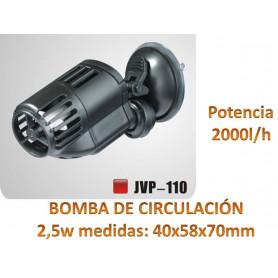 BOMBA RECIRCULACION de 2000L/h 2,5w Vibracion para Acuario Simulador de Olas