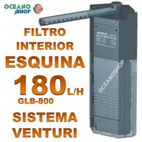 FILTRO INTERNO ESQUINA VENTURI JENECA GBL 800B 180LH