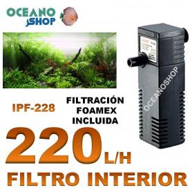 FILTRO INTERNO JENECA IPF 228 220LH