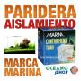 RECIPIENTE DE AISLAMIENTO MARINA