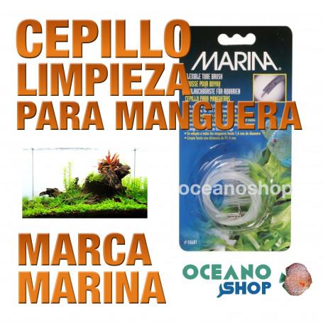 Cepillos limpieza Marina - Manguera