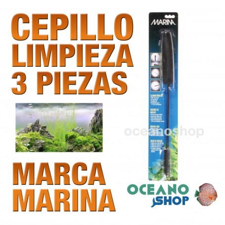 Cepillos limpieza Marina - 3 Piezas