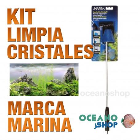 Kit Limpia Vidrio Marina - Kit