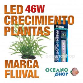 FLUVAL LED FRESH & PLANTA 2.0 PANTALLA - 46w 91-122cm