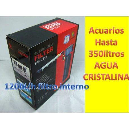 Filtro interno 1200l/h