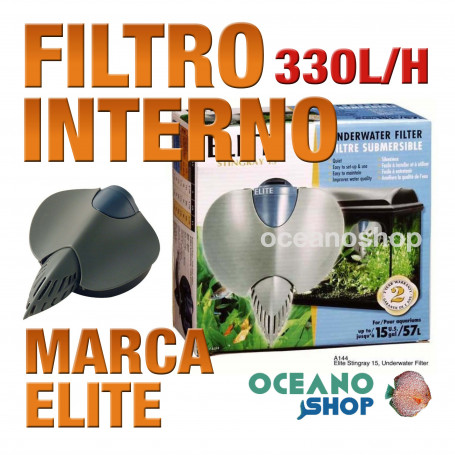 FILTRO INTERNO STINGRAY 15 330L/H