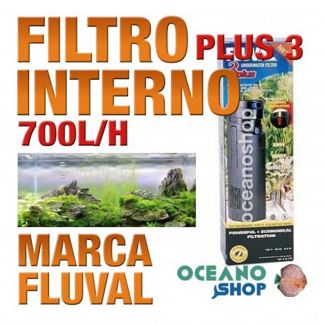 FILTRO INTERNO FLUVAL PLUS 3