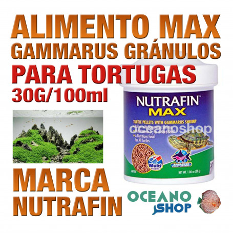 NUTRAFIN MAX GAMMARUS GRÁNULOS 30g/100ml