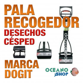 DOGIT  PALA RECOGEDOR PARA CESPET