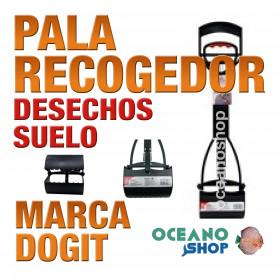 DOGIT PALA RECOGEDOR DESECHOS DE PERRO PARA SUELO