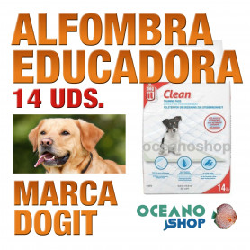 DOGIT TRAINING PADS (ALFOMBRA EDUCADORA) 14 Uds