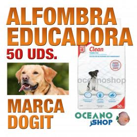 DOGIT TRAINING PADS (ALFOMBRA EDUCADORA) 50 Uds